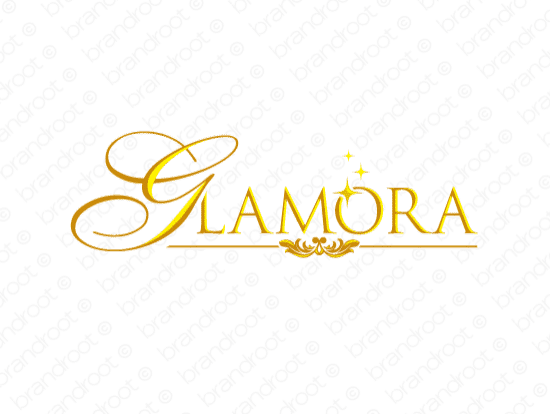 Brandable Domain Name - glamora.com