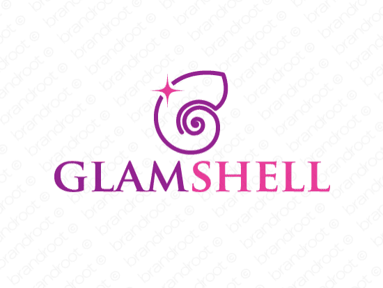 Brandable Domain Name - glamshell.com