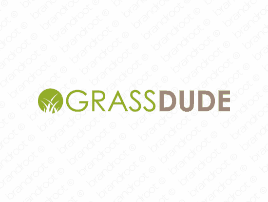 Brandable Domain Name - grassdude.com