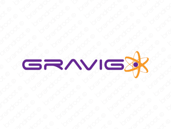 Brandable Domain Name - gravigo.com