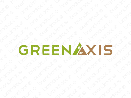 Brandable Domain Name - greenaxis.com