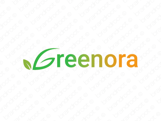 Brandable Domain Name - greenora.com