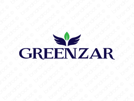 Brandable Domain Name - greenzar.com