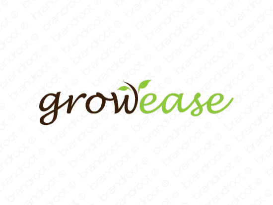 Brandable Domain Name - growease.com