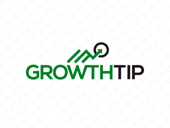 Brandable Domain Name - growthtip.com