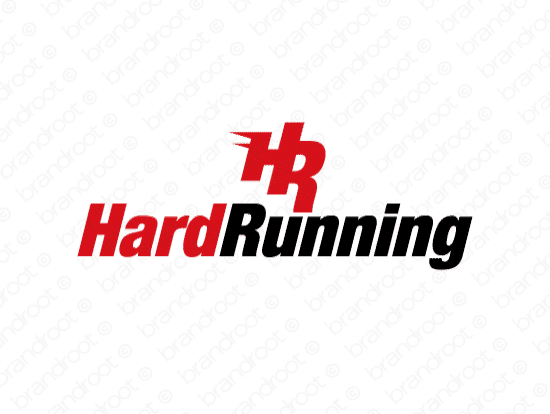 Brandable Domain Name - hardrunning.com