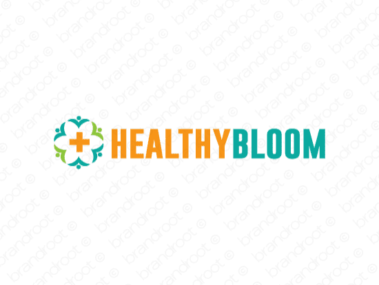 Brandable Domain Name - healthybloom.com
