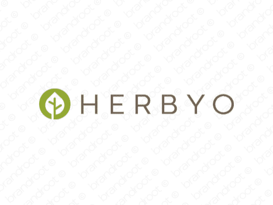 Brandable Domain Name - herbyo.com