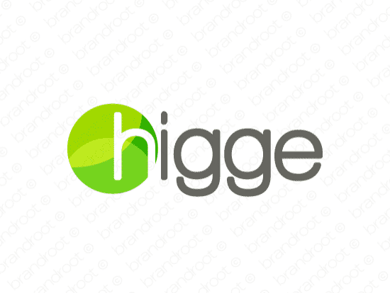 Brandable Domain Name - higge.com