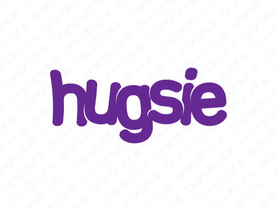 Brandable Domain Name - hugsie.com