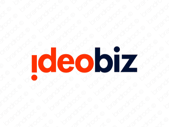 Brandable Domain Name - ideobiz.com