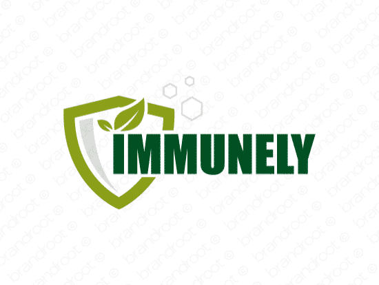 Brandable Domain Name - immunely.com