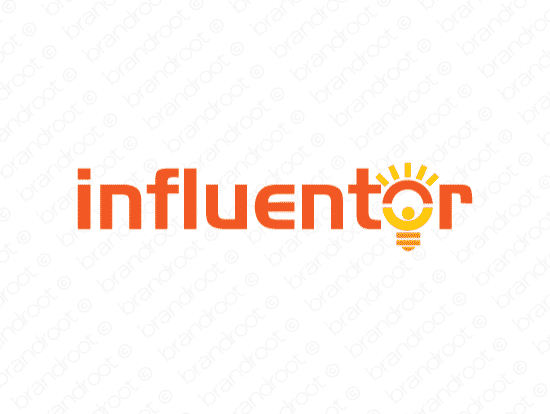 Brandable Domain Name - influentor.com