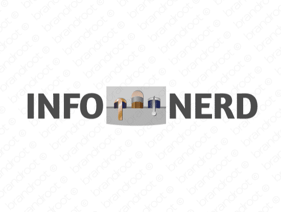 Brandable Domain Name - infonerd.com