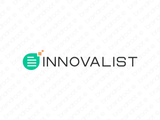 Brandable Domain Name - innovalist.com