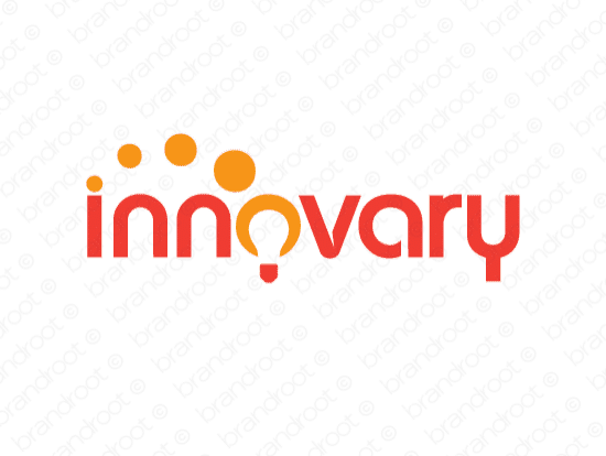 Brandable Domain Name - innovary.com