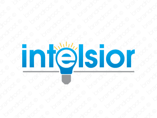 Brandable Domain Name - intelsior.com