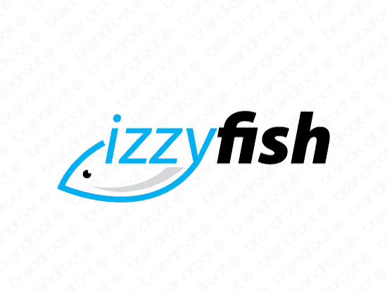Brandable Domain Name - izzyfish.com