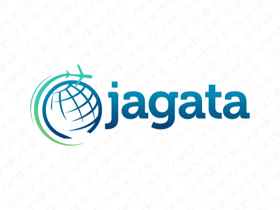 Brandable Domain Name - jagata.com