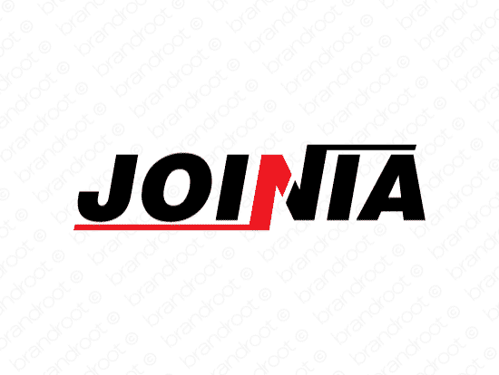 Brandable Domain Name - joinia.com