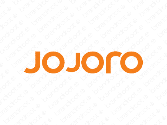 Brandable Domain Name - jojoro.com