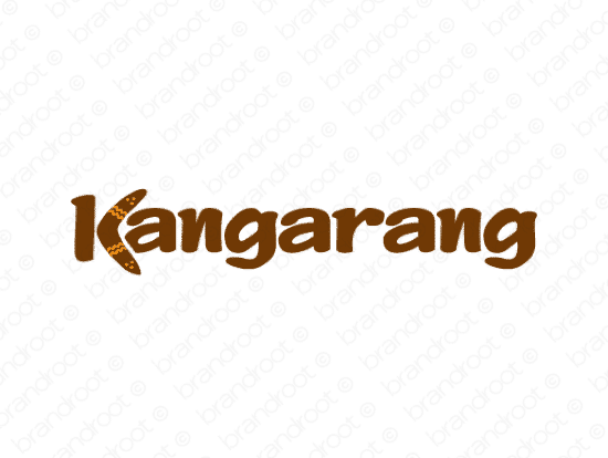 Brandable Domain Name - kangarang.com