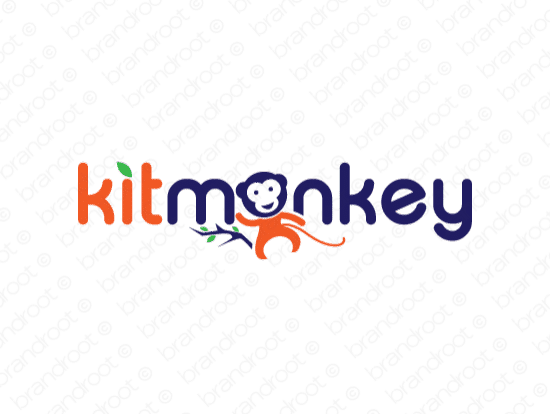Brandable Domain Name - kitmonkey.com