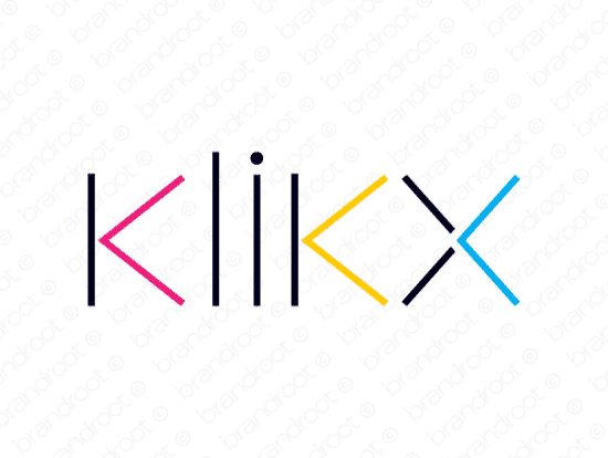 Brandable Domain Name - klikx.com
