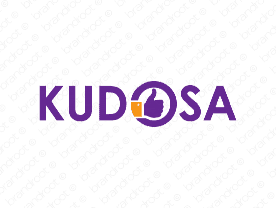 Brandable Domain Name - kudosa.com