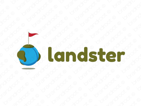 Brandable Domain Name - landster.com