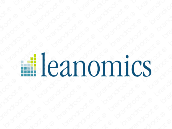 Brandable Domain Name - leanomics.com