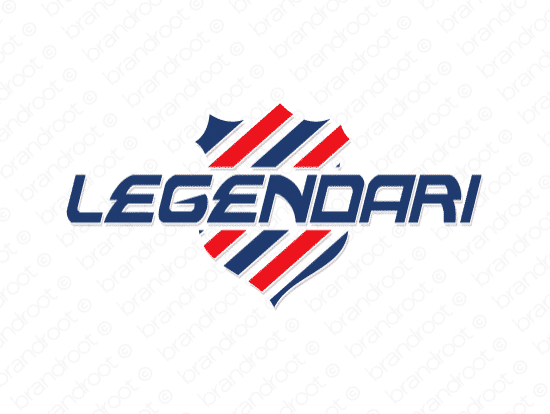 Brandable Domain Name - legendari.com