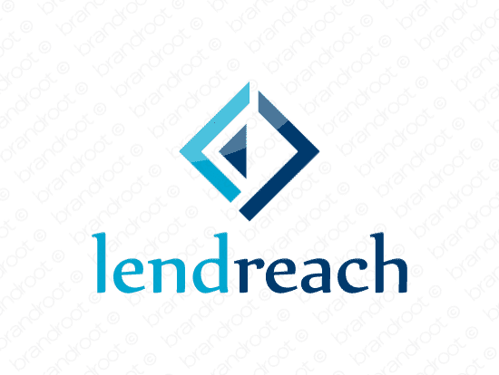 Brandable Domain Name - lendreach.com