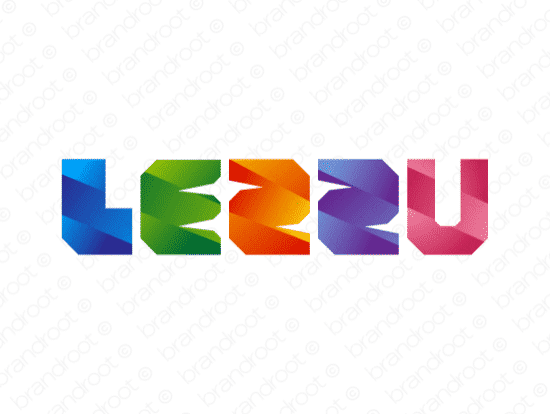 Brandable Domain Name - lezzu.com