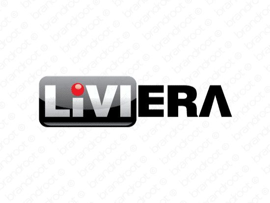 Brandable Domain Name - liviera.com