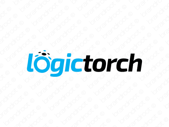 Brandable Domain Name - logictorch.com
