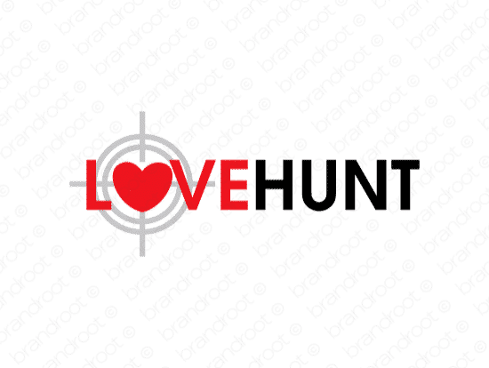 Brandable Domain Name - lovehunt.com