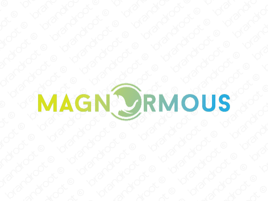 Brandable Domain Name - magnormous.com