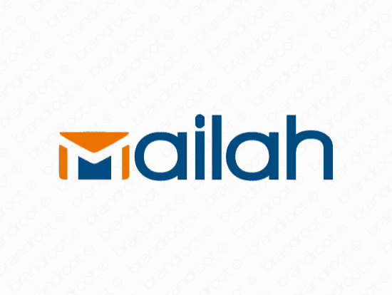 Brandable Domain Name - mailah.com