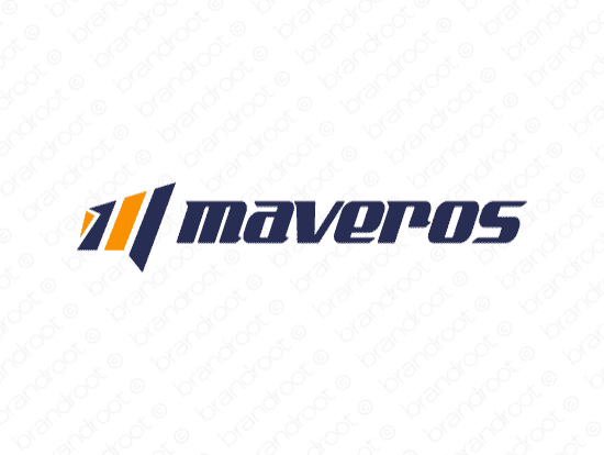 Brandable Domain Name - maveros.com