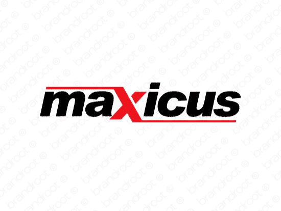Brandable Domain Name - maxicus.com