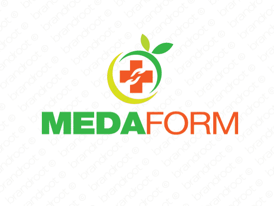 Brandable Domain Name - medaform.com