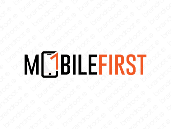 Brandable Domain Name - mobilefirst.com