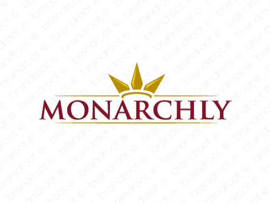 Brandable Domain Name - monarchly.com