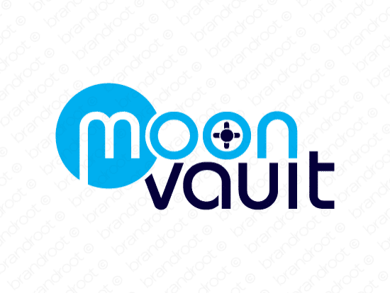 Brandable Domain Name - moonvault.com