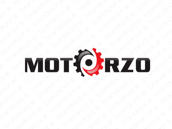 Brandable Domain Name - motorzo.com