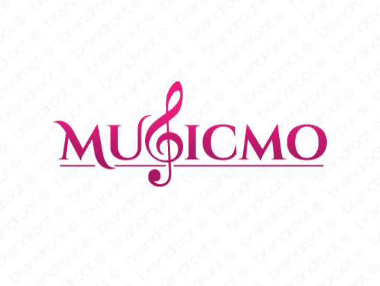 Brandable Domain Name - musicmo.com
