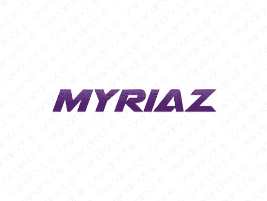 Brandable Domain Name - myriaz.com