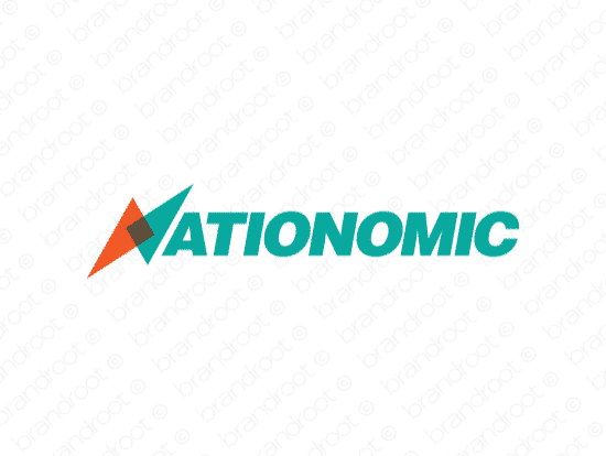 Brandable Domain Name - nationomic.com