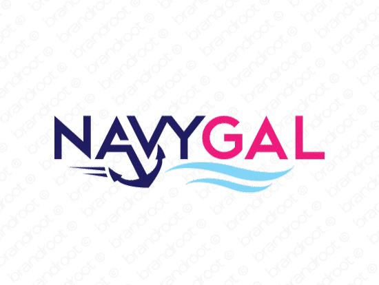 Brandable Domain Name - navygal.com